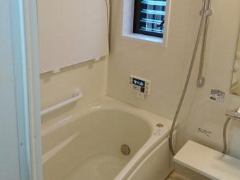 防府市 U様邸 浴室・洗面所リフォーム施工事例