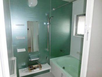 周南市 M様邸 浴室・洗面所・トイレリフォーム施工事例