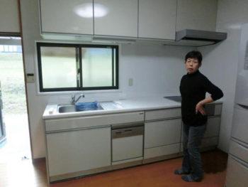周南市 M様邸 キッチン・浴室・内装リフォーム施工事例