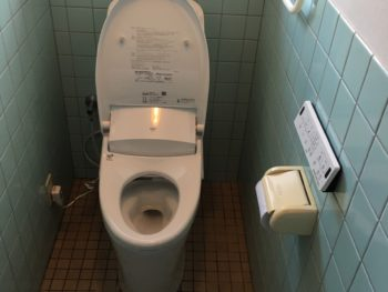 周南市 O様 トイレ工事