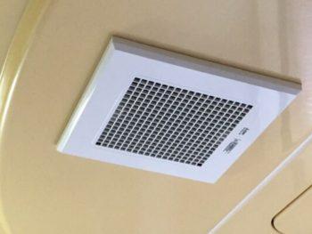 周南市 匿名様 浴室ブラインド・換気扇交換工事